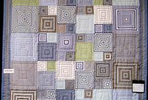 Quilt inspiration / Inspired quilts, fabrics, stitches and designs / by Mary Townsley-Ross