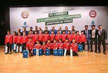 İstanbul Kayaşehir Spor Kulübü, 2014-2015 U-11 Minikler Turnuvası'nda Şampiyon oldu.