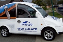Hometech Solatube BOP Vehicles