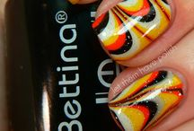 Fun for All Nails: Marbles