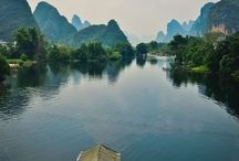 rivers in china