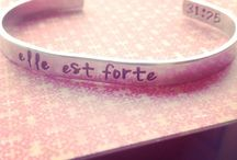 ELLE EST FORTE/SHE IS STRONG PROVERBS 31:25
