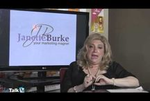 """""""The Magnetic Marketing Moment"""" /  """"The Magnetic Marketing Moment"""" - a video blog brought to you by Janette Burke, Your Marketing Magnet."""