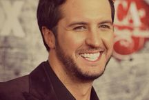 Luke Bryan ❤️ / I love him ❤️ / by Julia Kem