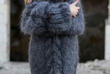 Swetry suknie