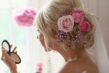 Wedding Hair and Make Up