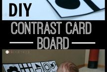 contrast cards