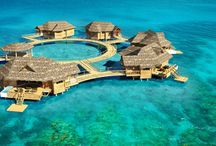 Best Honeymoons Suites / Check out these cool, All Inclusive Honeymoons Suites!