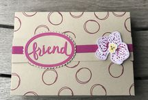 Climbing orchid Stampin Up!