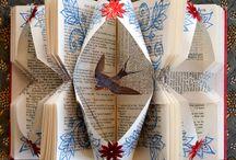 Book Art / by Heidi Richardson Evans