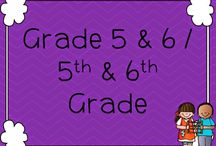 Grade 5 & 6/5th & 6th Grade