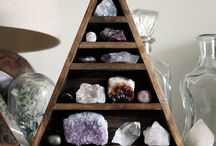 crystal display ideas