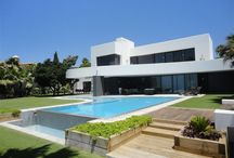 MODERN VILLA IN MARBELLA / Modern villa situated on frontline beach #Marbella. Nevado Realty Real Estate Best Properties in Marbella http://bit.ly/1d26vKW