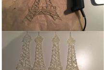 DIY (Hot Glue)