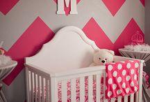 Nursery/Kid Room / by Brittney Pangborn