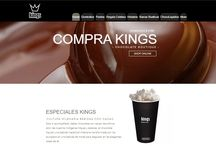 Nuevo Concepto Kings / Web Page