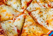 Meals I wanna try - Pizzas