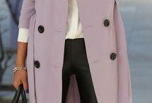Styling: Warm Coats