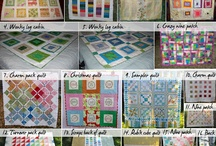 Quilt Patterns / by Adorie's Designs
