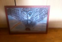 Paintings for sale / Art at home