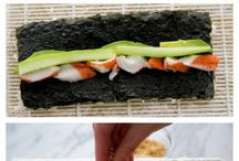 recipes | sushi
