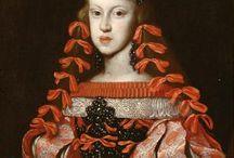 Spanish portrait 17th century