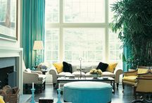 everything turquoise!