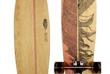 Surf, Longboard e Skateboard