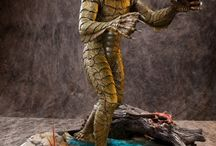 CINEMAQUETTE CREATURE FROM THE BLACK LAGOON