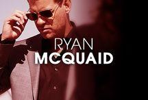 Ryan McQuaid / by Covert Affairs