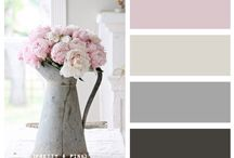 Colour ideas / My future home ideas.
