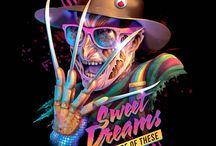 Freddy Krueger Nightmare on ElmSt
