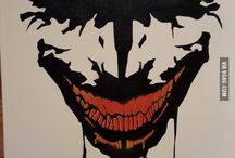 Grafitti inspo JOKER
