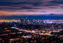 Paesaggi.. Città molte emozioni in colori e luci diverse