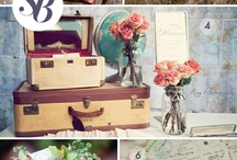 Theme Weddings / An inspiration board that collates all kinds of wedding themes. Barn wedding, carnival wedding, vintage wedding, modern wedding, star wars wedding, disney themed and many more