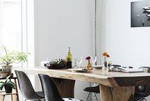 Decoração Sala de Jantar - Casa & Decor / Lindas ideias de decoração para a sala de jantar, nos mais variados estilos