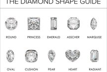 Layman's Guide To Diamond Shapes / We have come up with a few simple guidelines to ensure that your momentous buy is as smooth and hassle-free as possible.