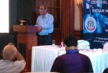 JIMACON on 16th April 2017 / Dr. Om Tantia presenting Ripple Effect of #Obesity in JIMACON on 16th April 2017 at The Oberoi Grand Kolkata.