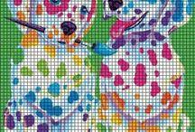 crochet pattern c2c