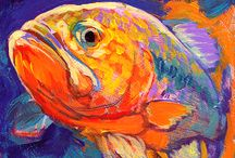 Fishy art