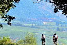 Tuscany by bike / Biking Tuscany: a must!