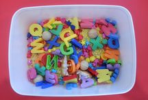 Creativity play ideas for children with Autism / Creative play ideas juiced out by EAP's therapist to try out with children!