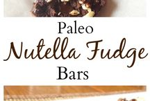 Paleo,  cakes and sweet things