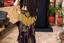 gypsy dance costumes / FASHION GREEK GYPSIES  designer valentina strataki