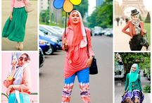 Hijab Style / All about hijab