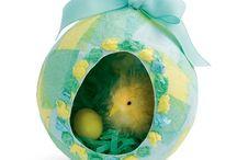 Paper Mâché Eggs