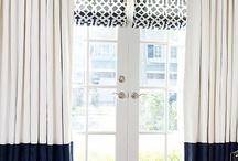 Door curtain ideas