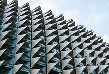 Pieces of Modern Architecture