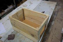 Handmade Doghouse
