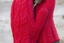 Вязание. Варежки, митенки